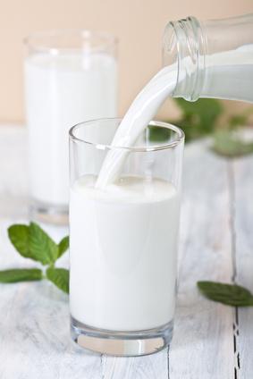 Milch als finnische Spezialität