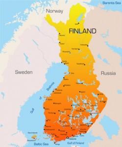 Gesundheit in Finnland